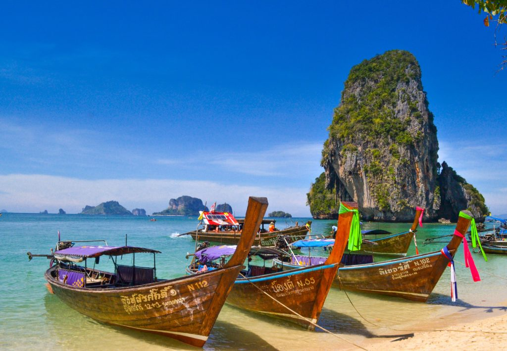 7 Things to do in Thailand