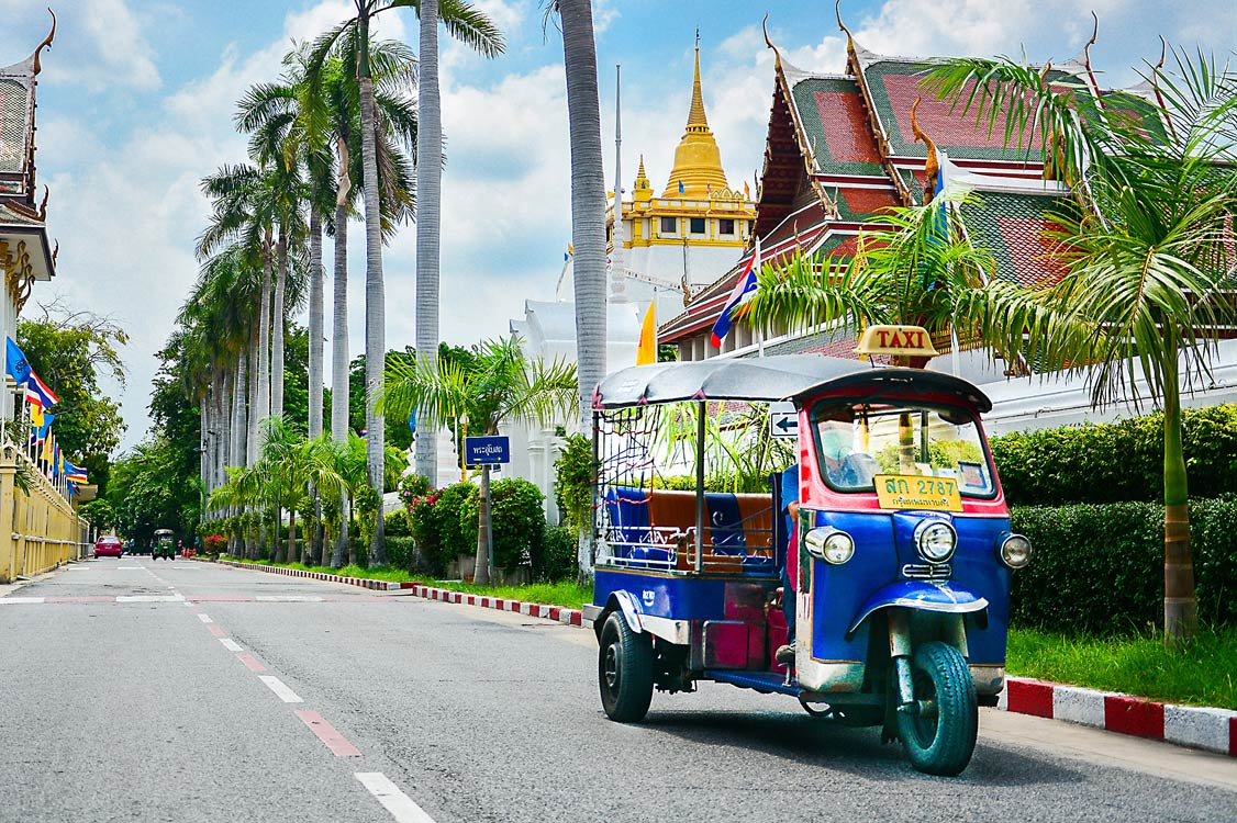 Must do things in Thailand