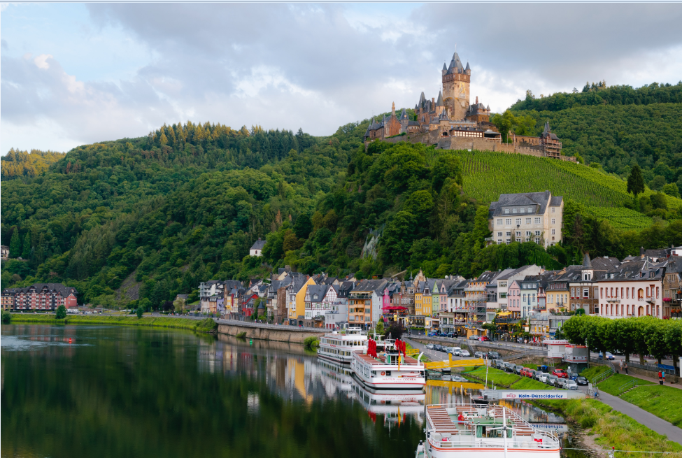 11 places to visit in Germany